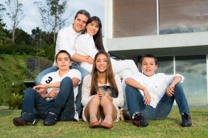 foto familia CA